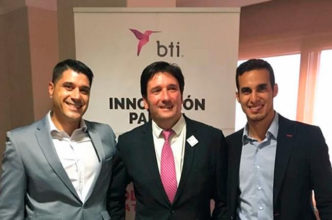 Dr. Simón Pardiñas López was a speaker at a conference on oral implantology, surgery and prosthetics organized by BTI and the Official College of Dentists of Pontevedra and Ourense