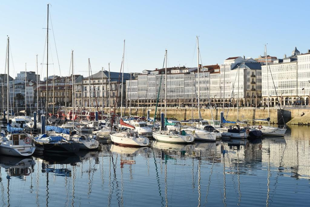 Puerto de A Coruña