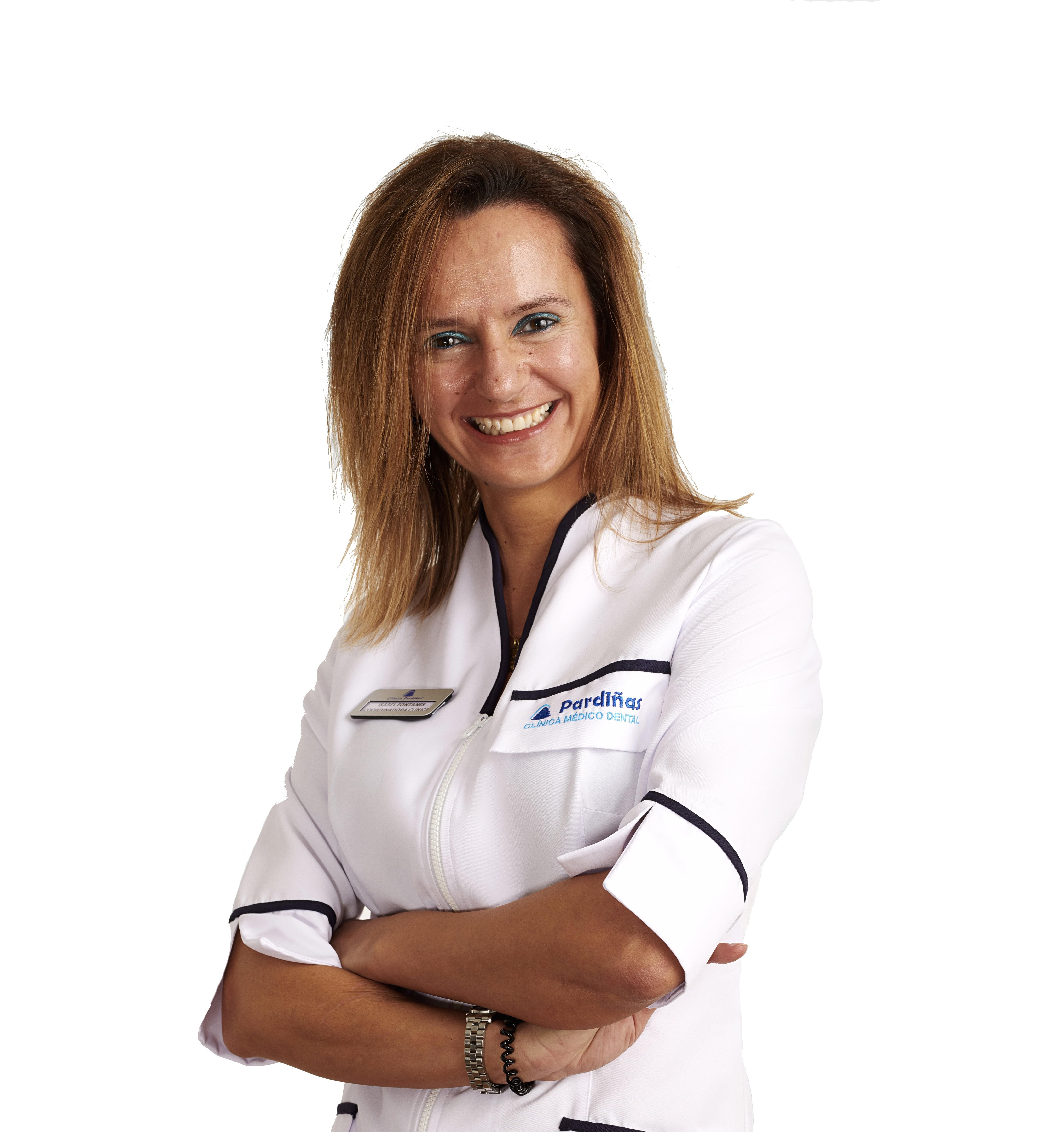 Isabel Fontanes: Patient coordinator
