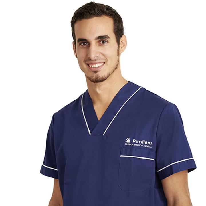 Dr. Simón Pardiñas López: Odontólogo